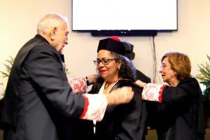 Instalación como Académica Correspondiente de la profesora Tanya K. Hernández