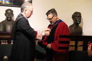 Instalación como Académico Correspondiente del doctor Víctor M. Muñiz Fraticelli