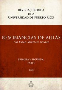 Presentación a panel de la reedición digital de Resonancias de Aulas (1935)